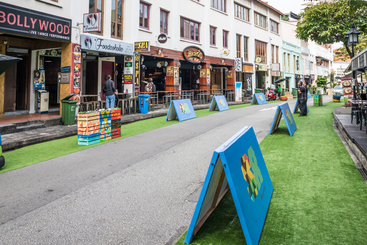 Benefits of Adding Artificial Turf to Your Commercial Property