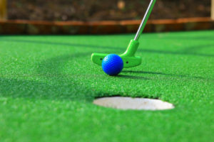 Improve Your Game with Synthetic Mini Golf Grass