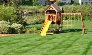 Make Any Child's Play Area Kid-Friendly with Artificial Turf Installation in Orange County