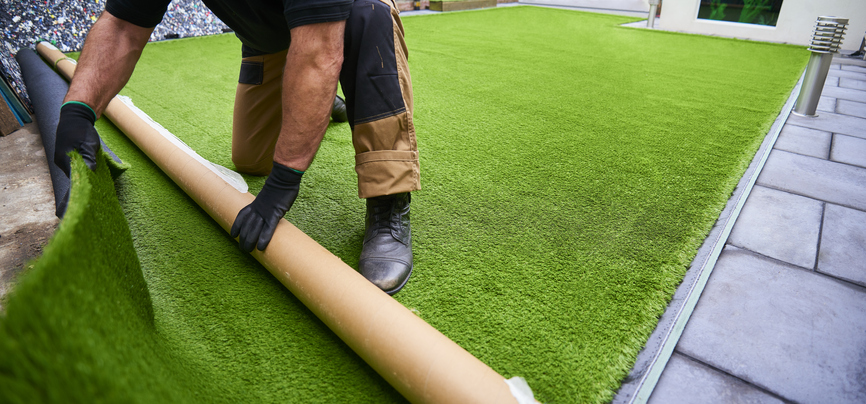 New Year New Grass Turn To Artificial Grass Installation In